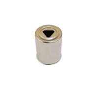 Колпачок магнетрона для микроволновой (СВЧ) печи d=14 мм, треугольное отверстие