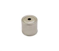 Колпачок магнетрона для микроволновой (СВЧ) печи d=15 мм, малое круглое отверстие