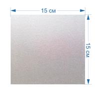 Слюда для всех видов микроволновых (СВЧ) печей универсальная 15x15см