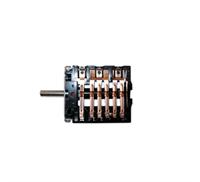 Переключатель мощности конфорок, режимов духовки 6+0 позиций для плит EGO 46.27266.813, 46.27266.500, 013413