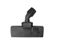 Насадка (щетка) для пылесоса универсальная для ковров и пола с открытыми колесами под трубу D=35 мм 49NO208, 30MU10