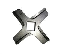Нож для мясорубки Bosch, Zelmer квадрат 9 мм