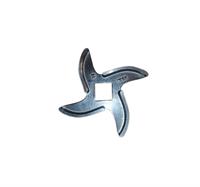 Нож для промышленных мясорубок Starfood, Enterprise, четырехгранник, отверстие-квадрат 13 мм NMB025