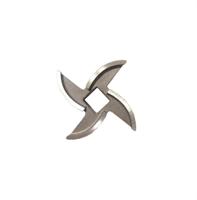 Нож для мясорубки Panasonic, отверстие-квадрат 12х12 мм NMB012
