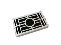 Антибактериальный фильтр для холодильников Whirlpool, Bauknecht, IKEA 312451, 481248048172