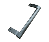 Ручка для дверцы LG AED73673704, AED73673708, AED73153107, AED73153105 серая (Dark Silver)