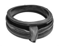 Черная манжета люка для стиральных машин Bosch, Siemens, Gaggenau, NEFF, 683453, 479459, 00680768, 00680769, 680769, 00680405, 00772658