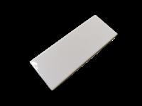 Комплект накладок на ручку для холодильника Liebherr 7426362 2 шт белая